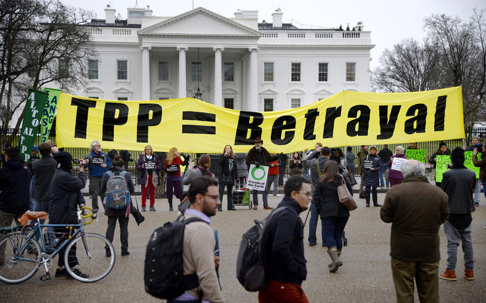 Democracy and the TPP