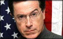 Stephen Colbert: Boycott RSA!