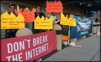 Occupy the FCC
