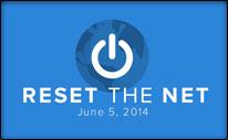 June 5: We will Reset the Net