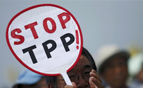 Fight the TPP!