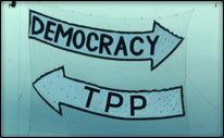 Stop Fast Track for the TPP!