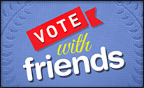 Vote with Friends